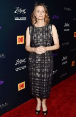 JODIE FOSTER at Be Natural: The Untold Story of Alice Guy-blache Premiere in Los Angeles 04/09/2019