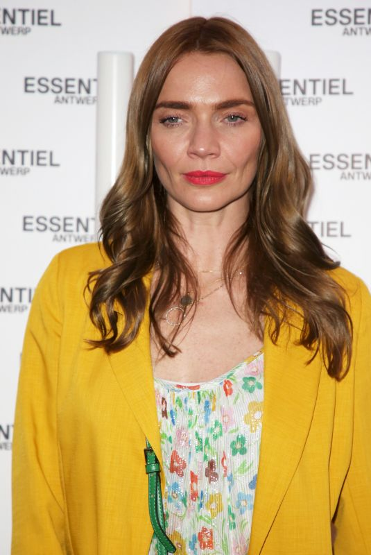 JODIE KIDD at Store Launch of Essentiel Antwerp in London 03/28/2019