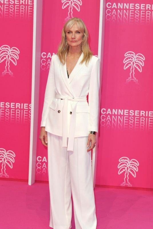 JOELY RICHARDSON at Canneseries Cannes International Series Festival 04/08/2019
