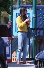 JORDANA BREWSTER Out in Los Angeles 04/06/2019