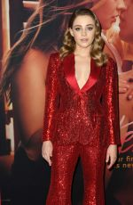 JOSEPHINE LANGFORD at After Premiere in Los Angeles 04/08/2019
