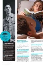 JOSEPHINE LANGFROD in Seventeen Magazine, Mexico May 2019