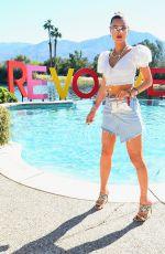 JOY CORRIGAN at Revolve Party at Coachella Festival in Indio 04/13/2019