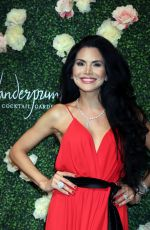JOYCE GIRAUD at Vanderpump Cocktail Garden Opening in Las Vegas 03/31/2019