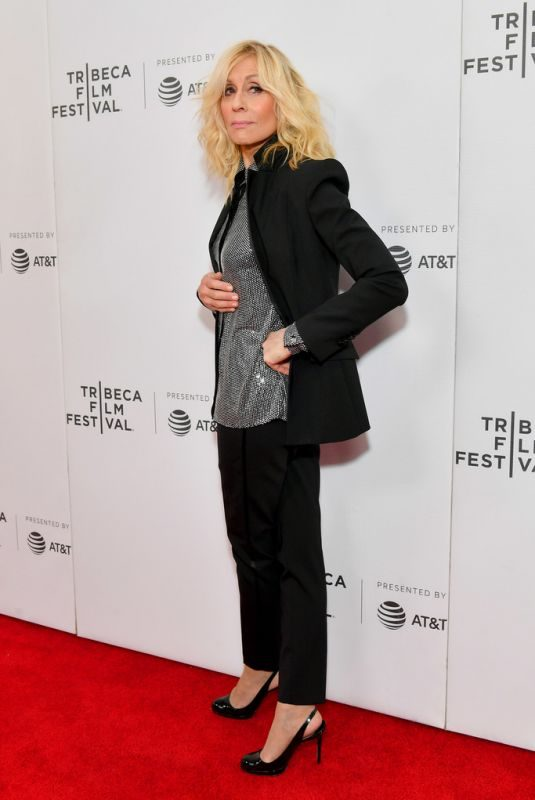 JUDITH LIGHT at For They Know Not What They Do Screening at 2019 Tribeca Film Festival 04/25/2019