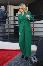 JULIA ROBERTS at Rita Wilson Hollywood Walk of Fame Ceremony in Los Angeles 03/29/2019