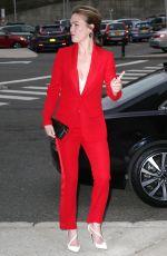 JULIA STILES Arrives at Hollywood Reporter