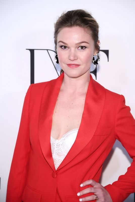 JULIA STILES at Hollywood Reporter's Most Powerful People in Media 2019 in New York 04/11/2019