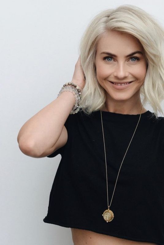 JULIANNE HOUGH - Instagram Pictures and Video 04/01/2019