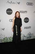 JULIANNE MOORE at Variety's Power of Women Presented by Lifetime in New York 04/05/2019
