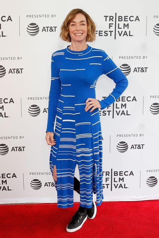JULIANNE NICHOLSON at Initials SG Screening at Tribeca Film Festival in New York 04/28/2019