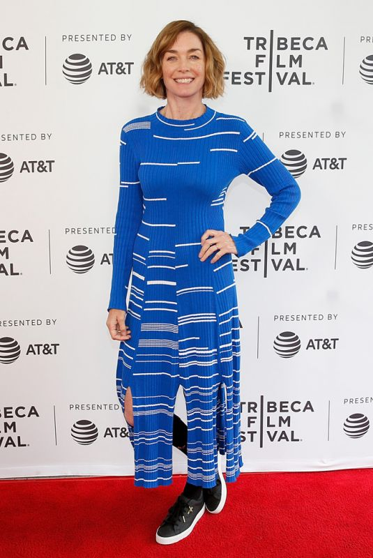 JULIANNE NICHOLSON at Initials SG Screening at Tribeca Film Festival in New York 04/28/2019