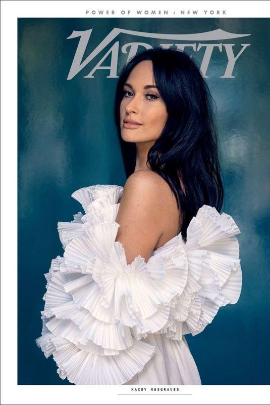 KACEY MUSGRAVES for Variety Magazine: Power of Women New York 2019