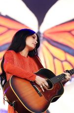 KACEY MUSGRAVES Performs at 20109 Coachella Valley Music and Arts Festival in Indio 04/12/2019