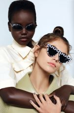 KAIA GERBER for Karl Lagerfeld x Fendi Spring/Summer 2019