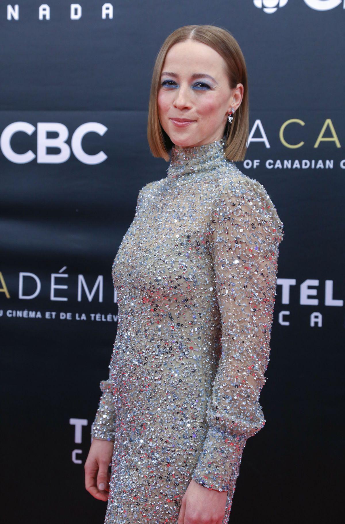 KARINE VANASSE at 2019 Canadian Screen Awards Gala 03/31