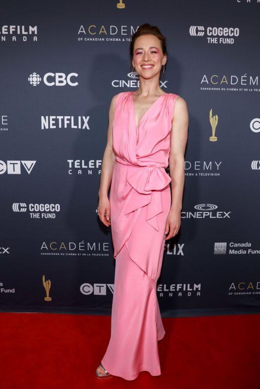 KARINE VANASSE at 2019 Canadian Screen Awards Gala 03/31/2019