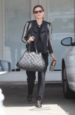 KATE MARA Leaves a Gym in West Hollywood 04/09/2019