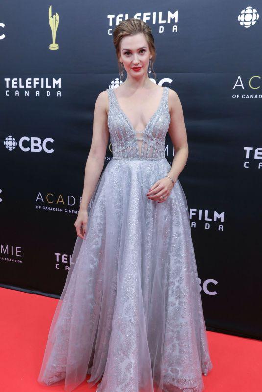 KATHERINE BARRELL at 2019 Canadian Screen Awards Gala 03/31/2019