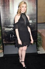 KATHERINE MCNAMRA at The Curse of La Llorona Premiere in Los Angeles 04/15/2019