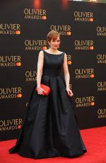 KATHERINE PARKINSON at 2019 Laurence Olivier Awards in London 04/07/2019