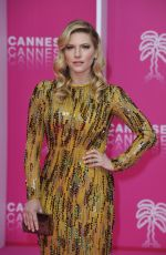 KATHERYN WINNICK at 2nd Canneseries International Series Festival Opening in Cannes 04/05/2019