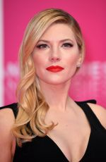 KATHERYN WINNICK at The Rook Premiere at Cannes Series Festival 04/08/2019