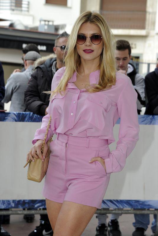KATHERYN WINNICS at Hotel Martinez in Cannes 04/08/2019