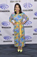 KATHREEN KHAVARI at WonderCon 2019 in Anaheim 03/31/2019