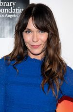 KATIE ASELTON at Library Foundation of Los Angeles