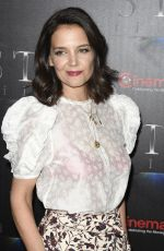 KATIE HOLMES at CinemaCon 2019 in Las Vegas 04/02/2019