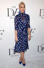 KATY PERRY at 10th Annual DVF Awards in New York 04/11/2019
