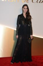 KAYA SCODELARIO at Clash De Cartier Launch Photocall in Paris 04/10/2019