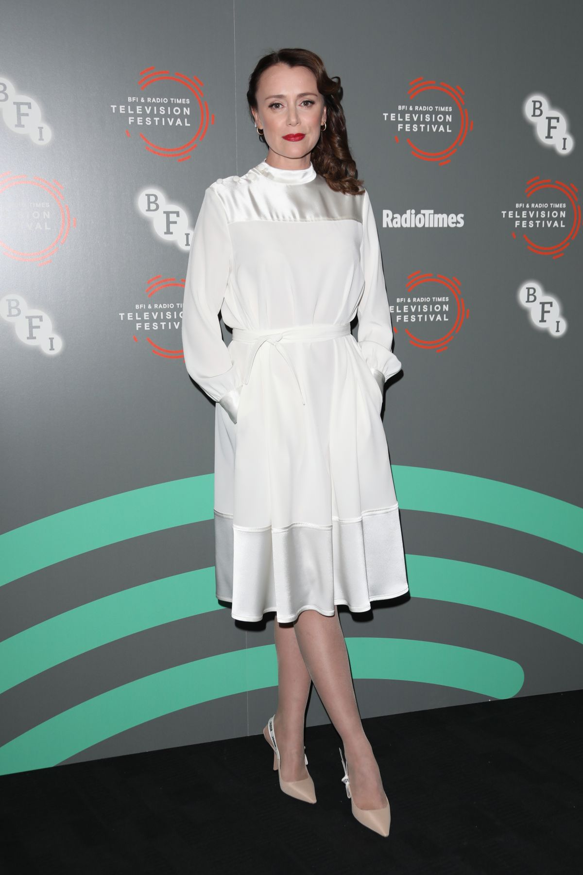 Keeley Hawes At Bfi And Radio Times Television Festival