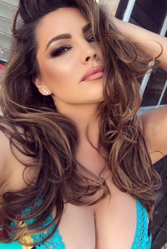 KELLY BROOK for Calendar 2020 Photoshoot - Instagram Pictures