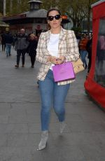KELLY BROOK Out in London 04/12/2019