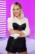 KELSEA BALLERINI and KELLY CLARKSON for The Voice, Season 16