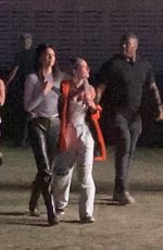 KENDALL JENNER and HAILEY BIEBER at 2019 Coachella Valley Music and Arts Festival 04/12/2019