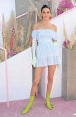 KENDALL JENNER at Revolve Party at Coachella Festival 04/14/2019