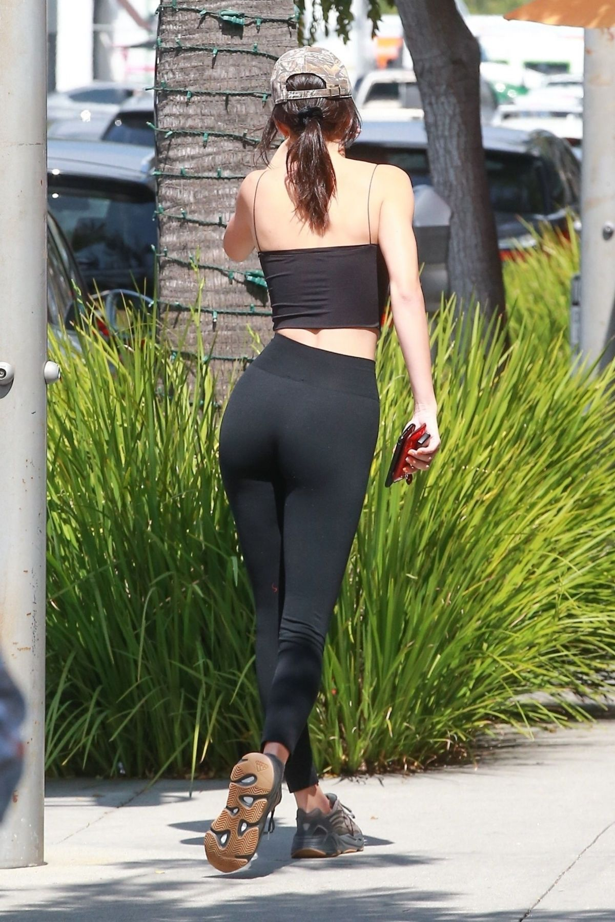KENDALL JENNER Out for...