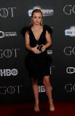 KERRY INGRAM at Game of Thrones, Season 8 Premiere in Belfast 04/12/2019