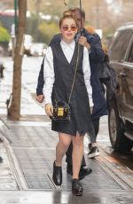 KIERNAN SHIPK Out and About in New York 04/05/2019