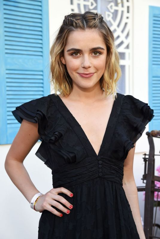 KIERNAN SHIPKA at 5th Annual Zoeasis at Coachella 2019 in Palm Springs 04/12/2019