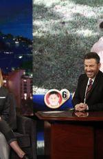 KIERNAN SHIPKA at Jimmy Kimmel Live 04/11/2019