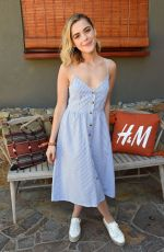 KIERNAN SHIPKA at Poolside with H&M in Palm Springs 04/13/2019