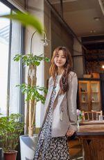 KIM SO-HYUN for Soup Spring/Summer 2019
