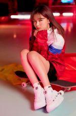 KIM YOO-JUNG for Fila 2019