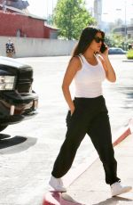 KOURTNEY KARDASHIAN Out and About in Calabasas 04/24/2019