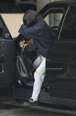 KOURTNEY KARDASHIAN Out and About in Los Angeles 04/10/2019