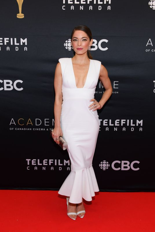 KRISTIN KREUK at 2019 Canadian Screen Awards Broadcast Gala in Toronto 03/31/2019